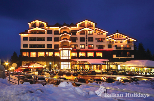 Snezhanka Hotel and Apartments from £339