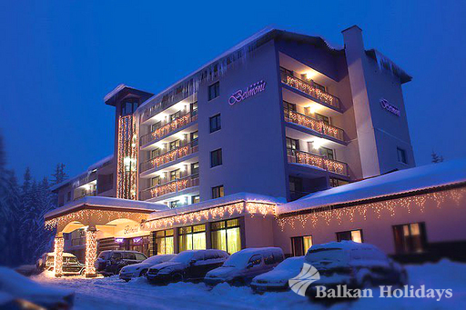 Hotel Belmont Ski and Spa from £384