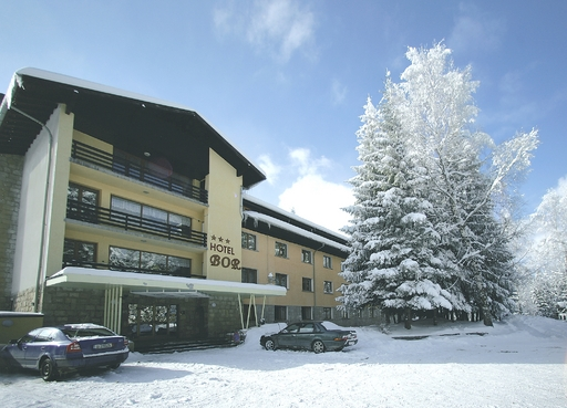 Hotel Bor-Edelweiss from £389