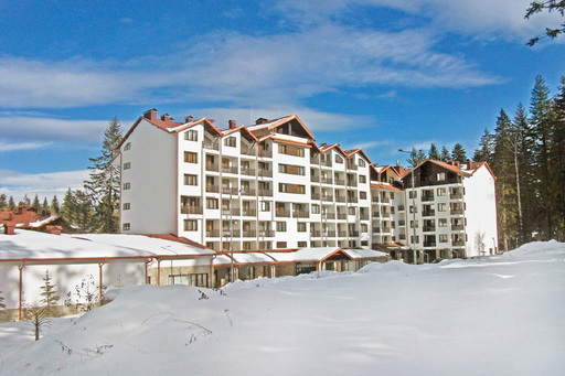 Borovets Gardens Aparthotel from £314
