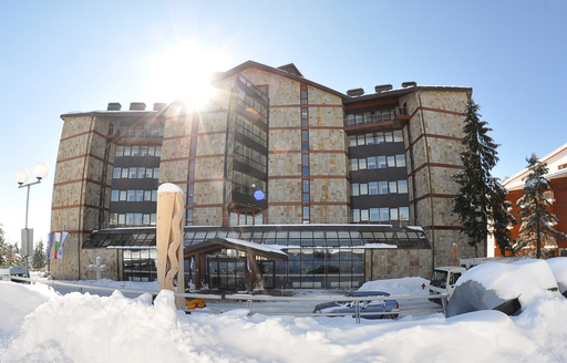 Hotel Orlovets from £415