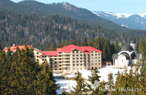 Hotel Pamporovo from £450